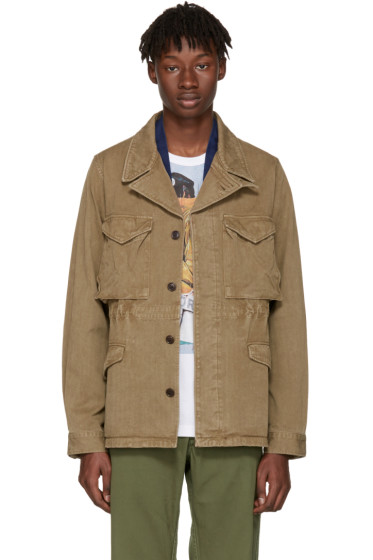 Visvim - Tan Achse Peerless Jacket