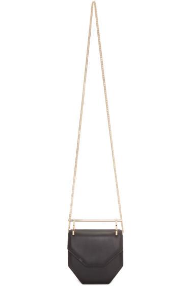 M2Malletier - Black Mini Amor Fati Bag
