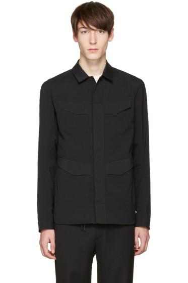 Arc'teryx Veilance - ブラック フィールド シャツ