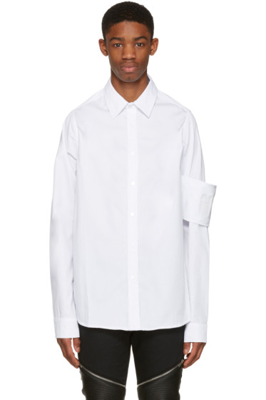 Hood by Air - White Cult Shirt
