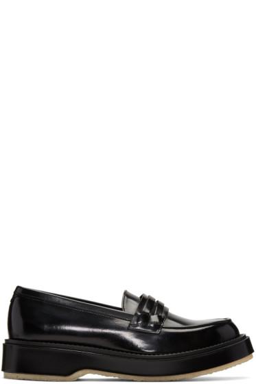 Adieu - Black Type 89C Loafers