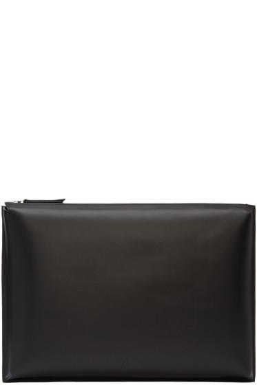 PB 0110 - Black CM 25 Portfolio Document Holder