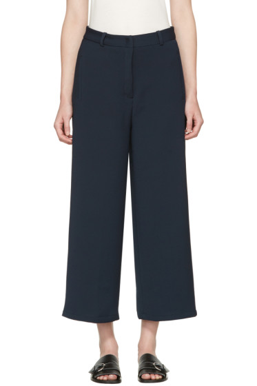 Won Hundred - Navy Teuta 2 Trousers