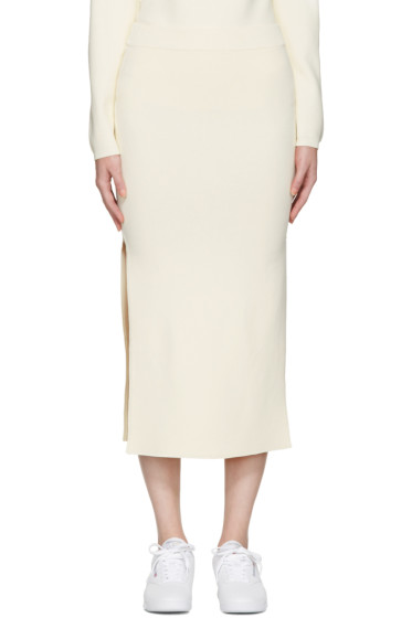 Won Hundred - Ivory Gia Skirt