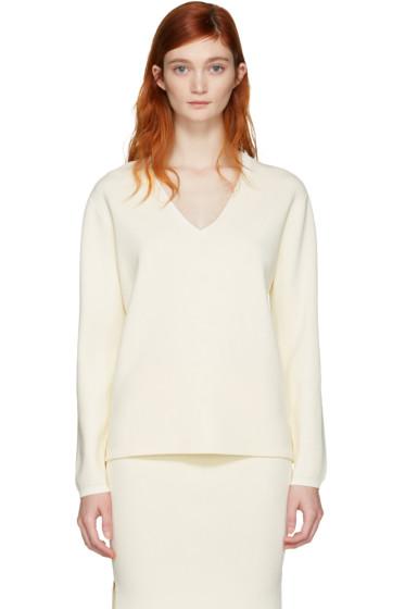 Won Hundred - Ivory Pernille Sweater