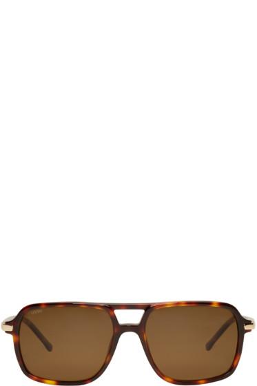 Loewe - Tortoiseshell Canyamel Sunglasses