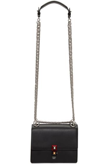 Fendi - Black Mini Chain Bag