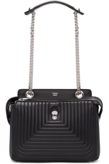 Fendi - Black Small Dotcom Click Bag