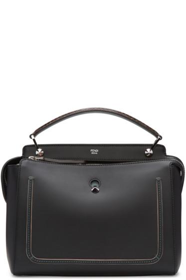 Fendi - Black Dotcom Click Bag