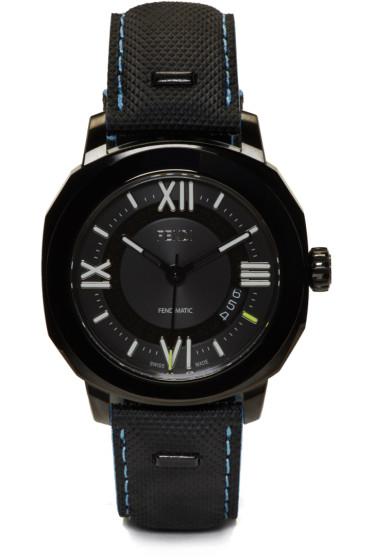 Fendi - Black Selleria Watch