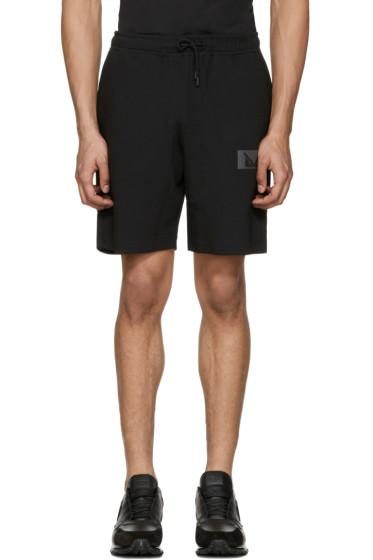 Fendi - Black 'Bag Bugs' Shorts