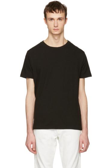 Simon Miller - Black Layne T-Shirt