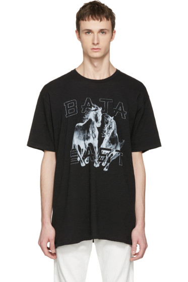 Baja East - Black Be T-Shirt