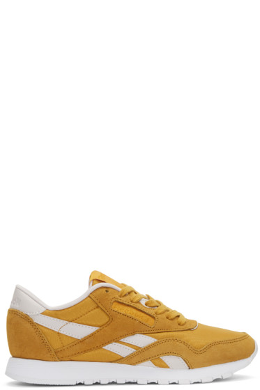 Reebok Classics - Yellow FACE Edition Kindness Classic Sneakers