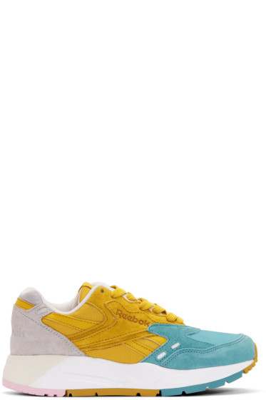 Reebok Classics - Blue FACE Edition Bolton Sneakers