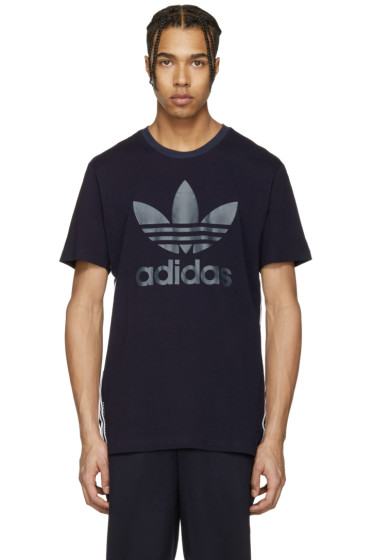 adidas Originals - ブルー TKO T シャツ