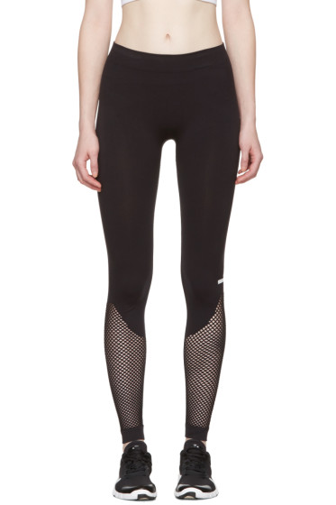 adidas by Stella McCartney - Black The SL Mesh Leggings