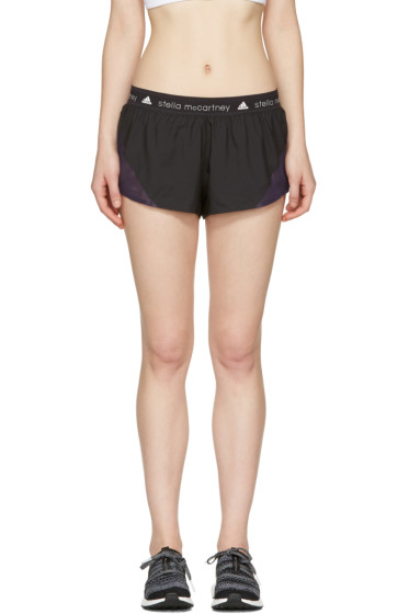 adidas by Stella McCartney - Black Run Adizero Shorts