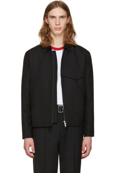 CMMN SWDN - Black Wessly Jacket
