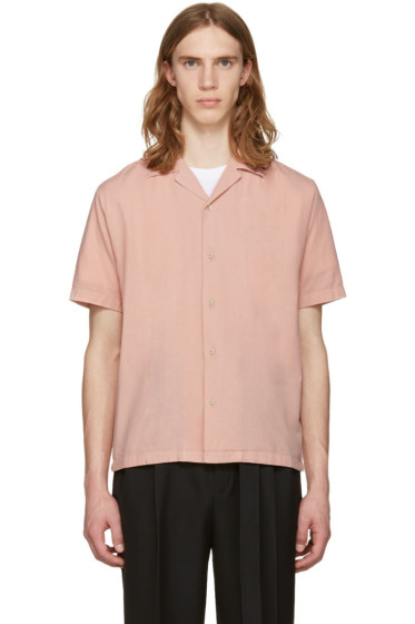 CMMN SWDN - Pink Boxy Shirt