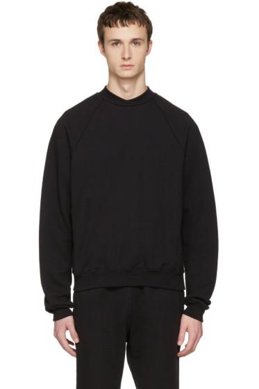 John Elliott - Black Hellweek Pullover
