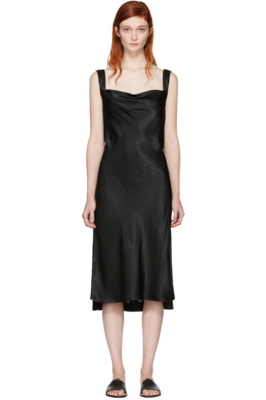Protagonist - Black 51 Slip Dress
