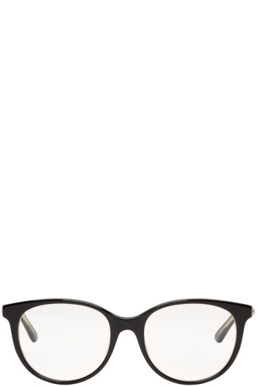 Dior - Black Montaigne Glasses