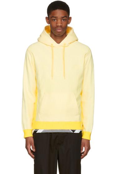 Ganryu - Yellow Cotton Hoodie