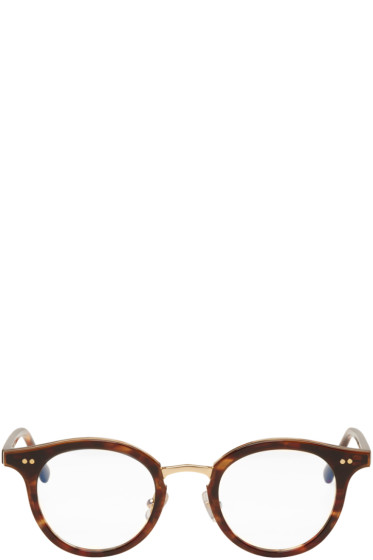 Gentle Monster - Tortoiseshell Classico Glasses