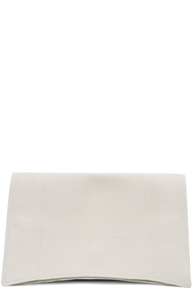 Ribeyron - White Lunch Bag Pouch