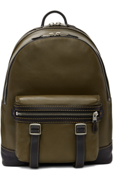 Coach 1941 - Brown Flag Backpack