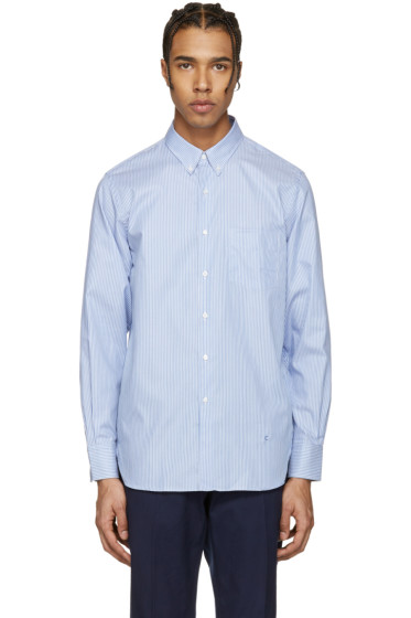Childs - Blue Fleet Shirt