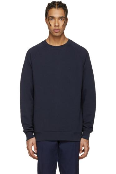 Childs - Navy Crew Sweatshirt