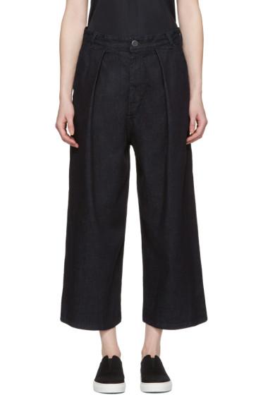Kuho - Navy Denim One Jeans