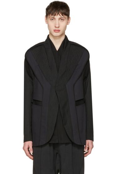 Abasi Rosborough - Black Arc Jacket