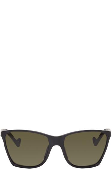 District Vision - Black Keiichi Sunglasses