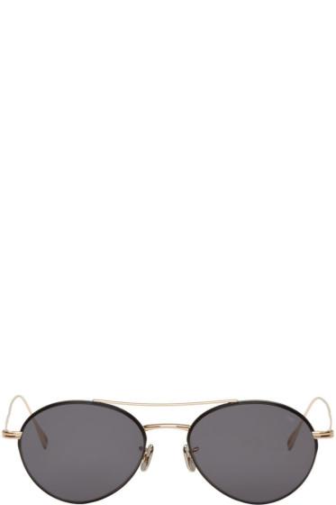 Eyevan 7285 - Black Model 752 Sunglasses
