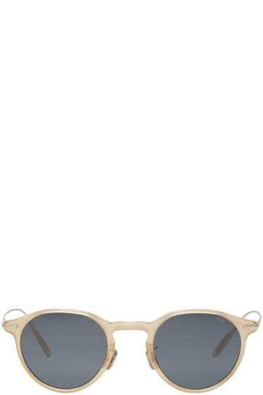 Eyevan 7285 - Beige Model 749 Sunglasses