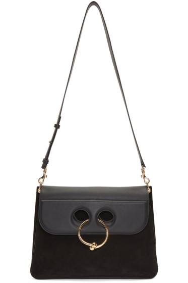 J.W.Anderson - Black Large Pierce Bag