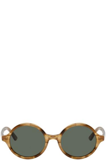 Han Kjobenhavn - Tortoiseshell Doc Sunglasses