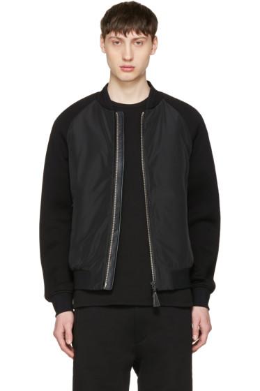 Mackage - Black Granger Bomber Jacket