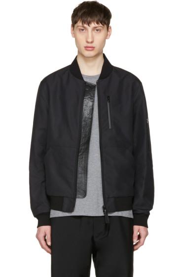 Mackage - Black Zoran Bomber Jacket