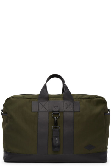 Rag & Bone - Black Aviator Overnight Bag