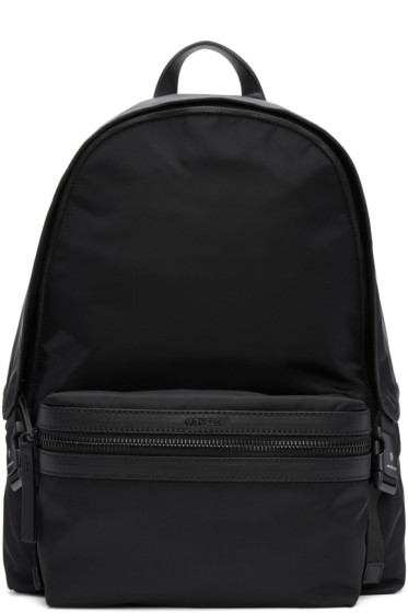 Moncler - Black Romeo Backpack