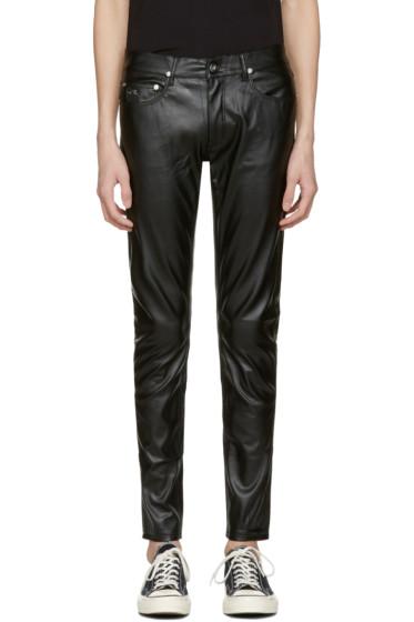 April77 - Black Joey Lezzer Jeans