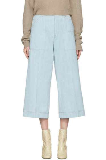 Acne Studios - Blue Texel Trousers