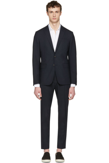 Dsquared2 - Navy Paris Suit