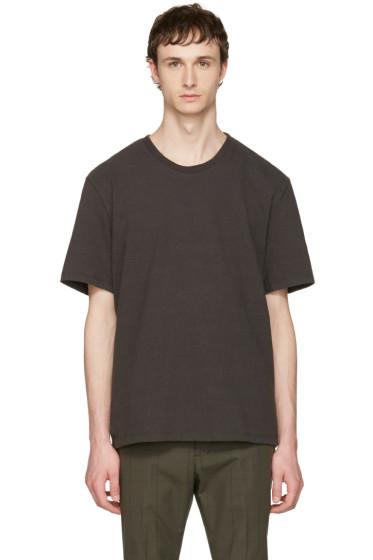 Maison Margiela - Black Replica Back Logo T-Shirt