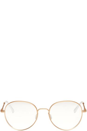 Super - Gold Numero 16 Glasses