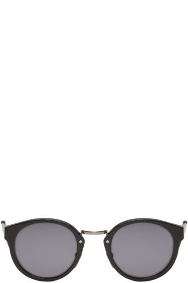 Super - Black Panama Opaco Sunglasses